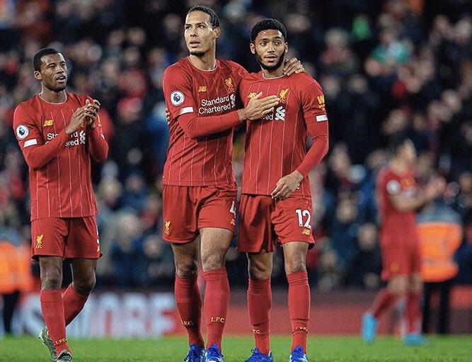 Liverpool liên tục sạch lưới, phải chăng vì Gomez? - Bóng Đá