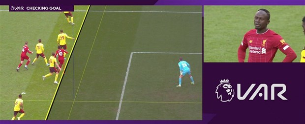 VAR đã khiến Liverpool mất một bàn thắng khó tin thế nào? - Bóng Đá