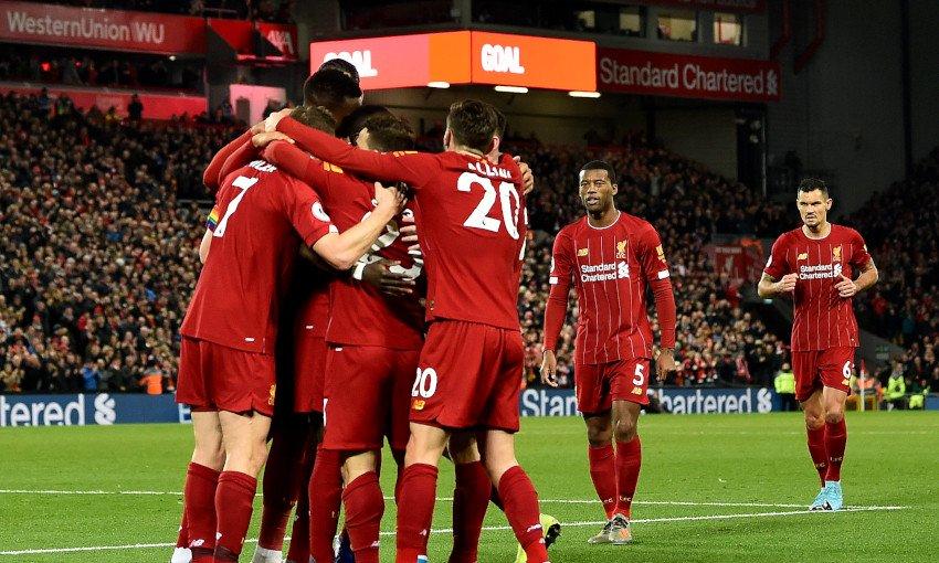 Bạn biết chưa! Liverpool đã vô địch... mùa Đông - Bóng Đá