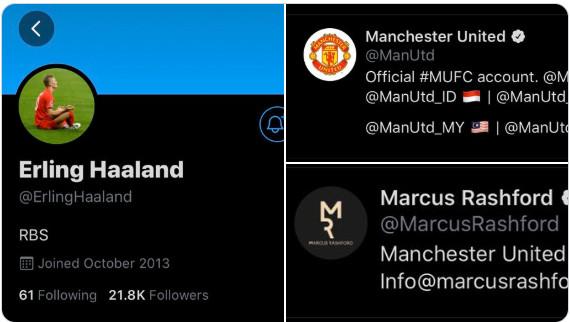 Lộ bằng chứng Haaland sắp là người của Man Utd - Bóng Đá