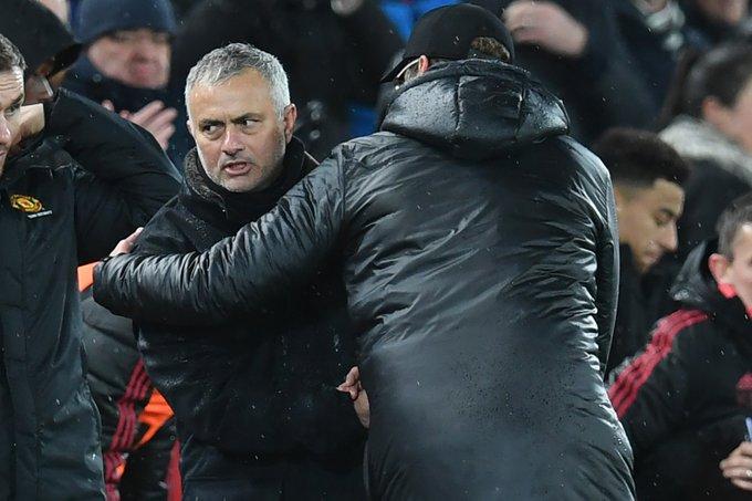 Thua Klopp, Mourinho nên tiên trách kỷ, hậu trách VAR - Bóng Đá