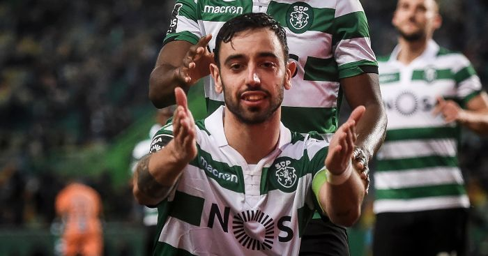 Bruno Fernandes sẽ tiếp tục thi đấu cho Sporting? - Bóng Đá