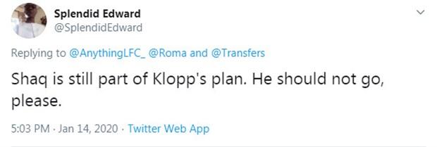 CĐV Liverpool hả hê khi Klopp quyết