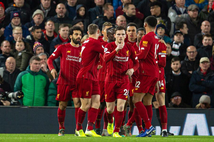 Vẫn còn 1 đội chưa bị Liverpool đánh bại tại Premier League? - Bóng Đá
