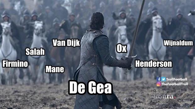 Ảnh chế trận LIV Man Utd - Bóng Đá