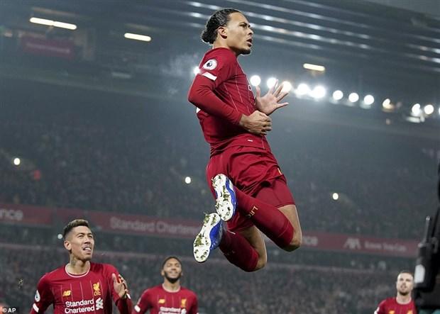 Liverpool cách kỷ lục sạch lưới của Man Utd mấy trận? - Bóng Đá