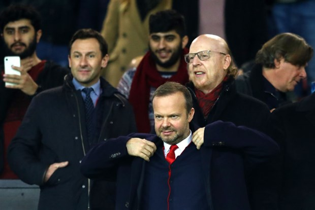 Triều đại Ed Woodward tại Man Utd thảm thế nào trong 6 năm qua? - Bóng Đá