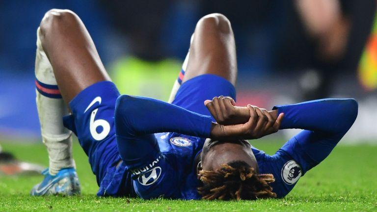 Tiếp bước Man Utd, Chelsea khủng hoảng hàng công - Bóng Đá