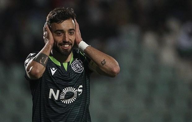 Không thể tới Man Utd, Fernandes đập phá lung tung tại Sporting? - Bóng Đá