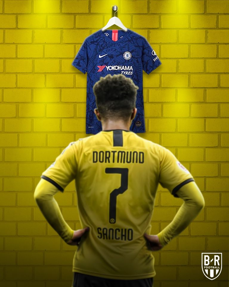Chelsea have opened negotiations with representatives of Jadon Sancho over a summer move, as per France Football. - Bóng Đá