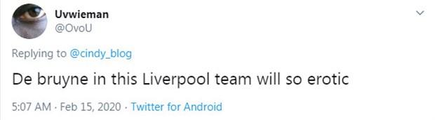 CĐV Liverpool muốn