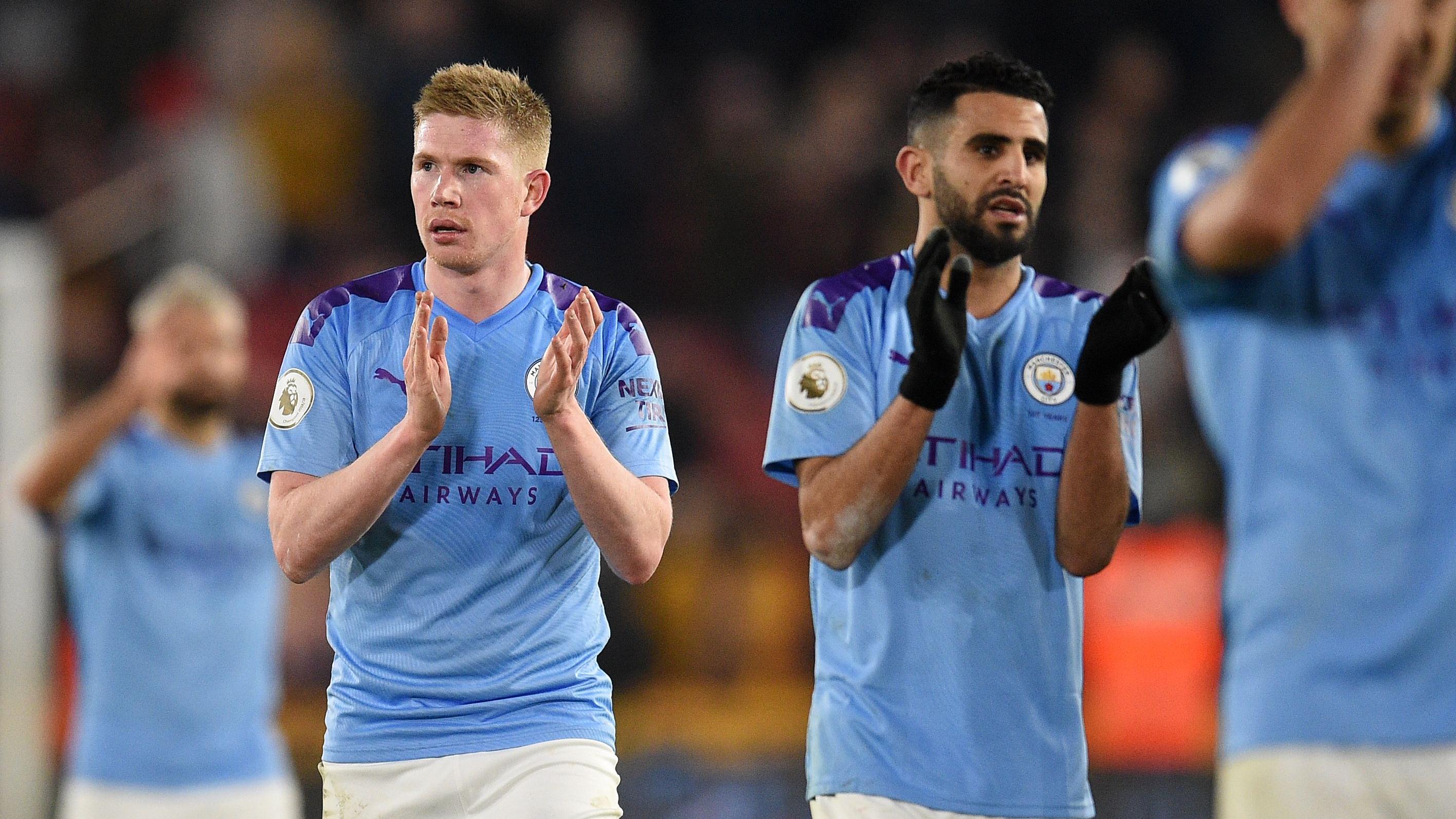 Vì sao Premier League không dám trảm Man City? - Bóng Đá