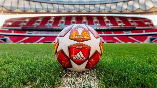 Hình ảnh CHÍNH THỨC quả bóng chung kết Champions League - Bóng Đá