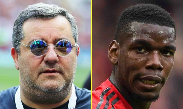 Manchester United should sell Paul Pogba and not have to deal with Mino Raiola again - Bóng Đá