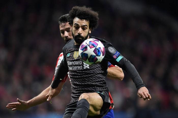 Anfield sẽ rất khác so với Wanda Metropolitano - Bóng Đá