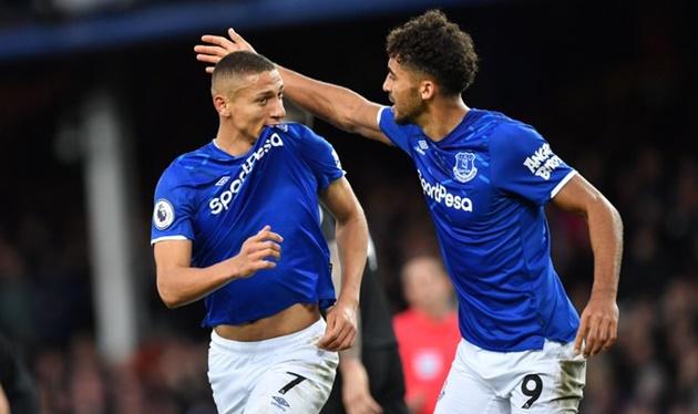 Everton thực sự đang sở hữu 2 viên ngọc quý - Bóng Đá
