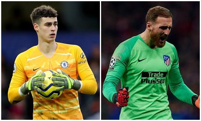 Chelsea have reportedly offered €30M plus Kepa for Atletico Madrid keeper Jan Oblak. - Bóng Đá