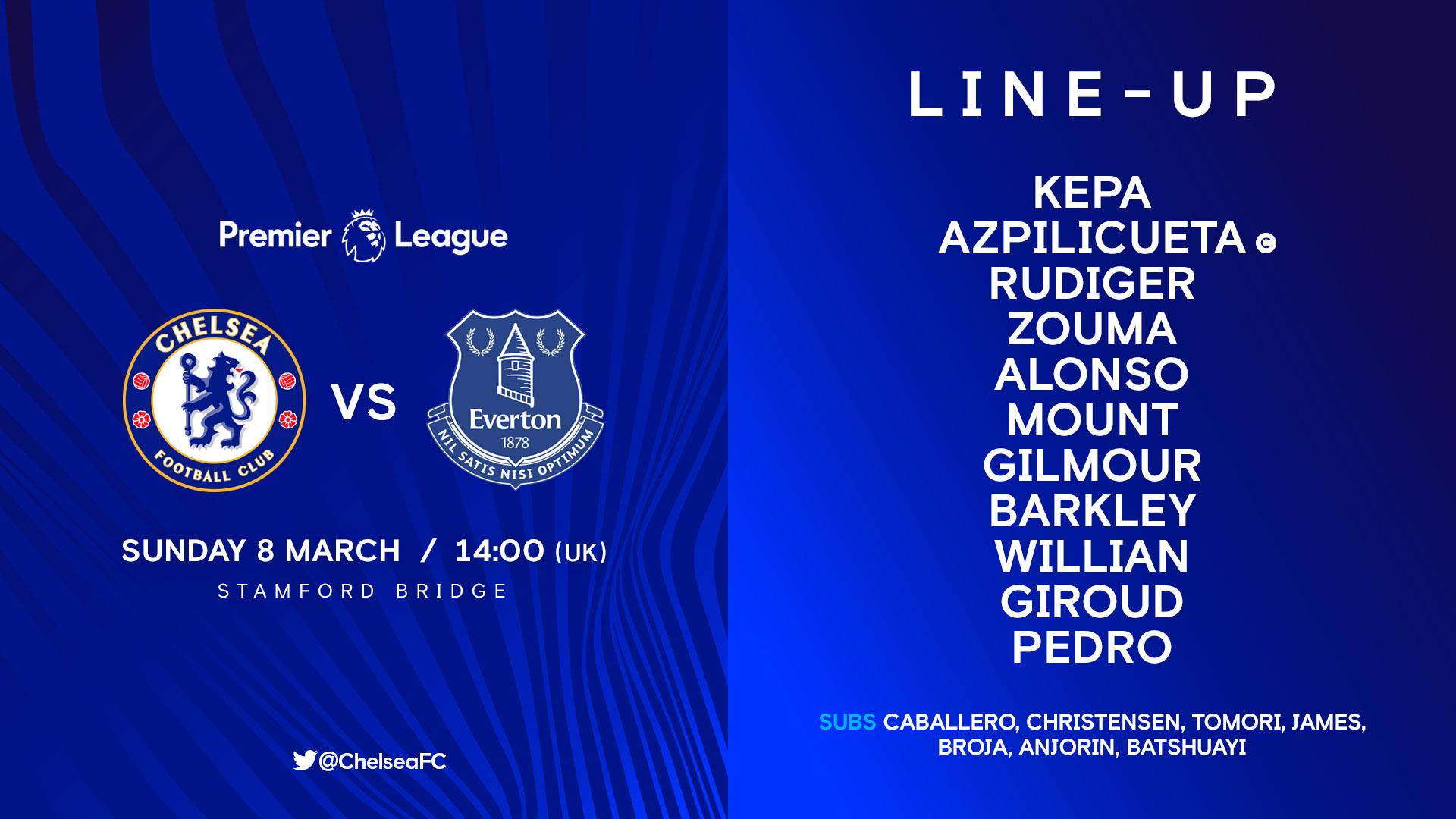 Chelsea vs Everton: Thầ.y trò. tư.ơ.ng tà.n - Bó.ng Đá.