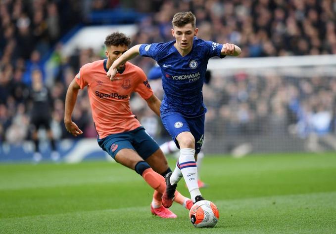 TRỰC TIẾP - Chelsea 2-0 Everton (KT 1): Quá. nhanh, quá. nguy hiểm - Bó.ng Đá.