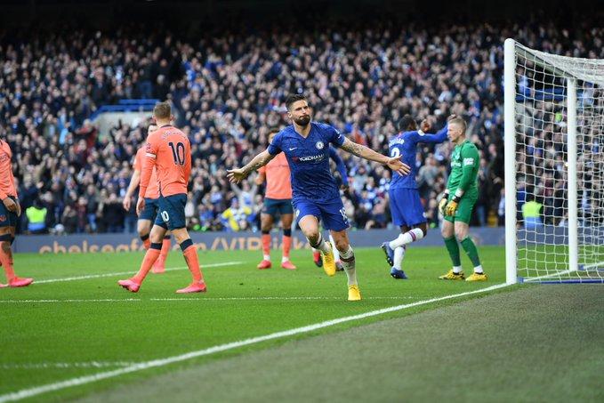 TRỰC TIẾP - Chelsea 4-0 Everton: Hủy diệ.t - Bó.ng Đá.