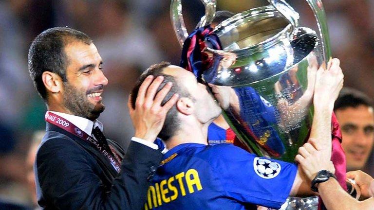 Iniesta sẽ đến khoác áo Man City - Bóng Đá