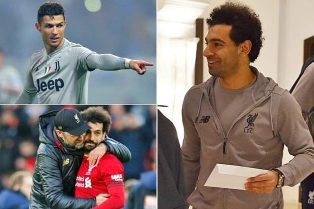 NÓNG: Juve sẵn sàng chơi lớn vì Salah - Bóng Đá