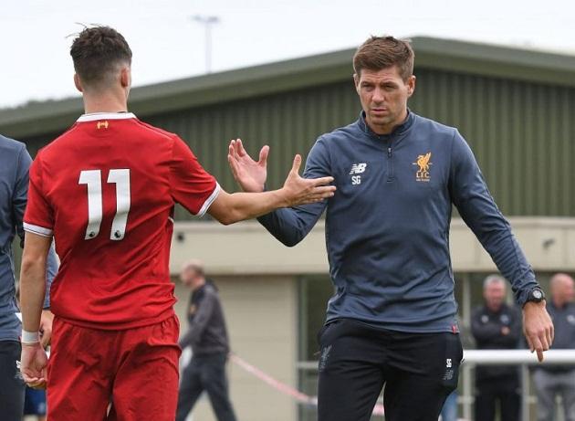 Gerrard cao tay đến đâu? Hãy nghe 'măng non' Liverpool chia sẻ - Bóng Đá