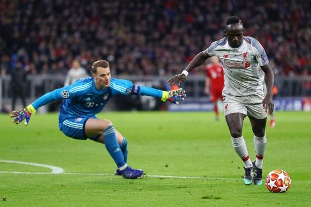 Bị sao Liverpool đánh bại, Neuer