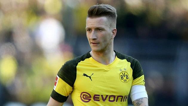 Michael Zorc mong muốn Marco Reus kết thúc sự nghiệp tại Dortmund - Bóng Đá