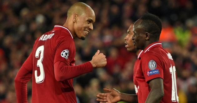 Klopp tha thứ cho Fabinho sau trận thắng Tottenham  - Bóng Đá