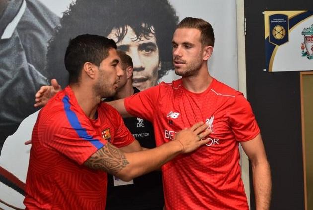 Luis Suarez háo hức đọ sức với Liverpool - Bóng Đá