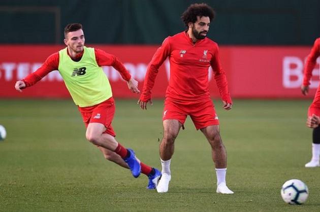Mohamed Salah sẵn sàng cho trận gặp Huddersfield - Bóng Đá