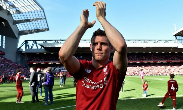 James Milner: Trận chung kết sẽ là sự chuộc lỗi - Bóng Đá