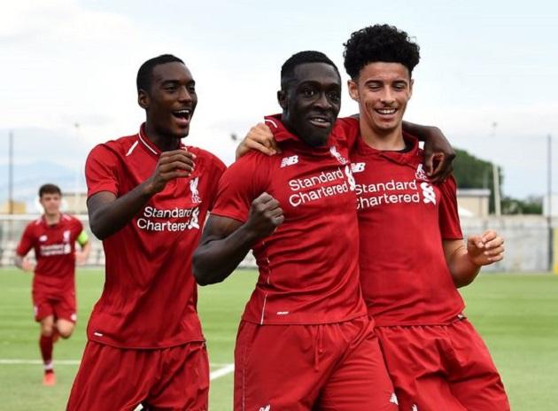 Xúc động: Lá thư chia tay của cầu thủ chạy cánh Liverpool - Bóng Đá