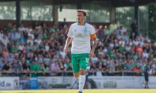 Liverpool nhắm Max Kruse của Werder Bremen - Bóng Đá