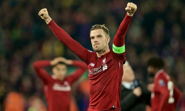 Jordan Henderson: Hú vía! Chút nữa tôi bỏ lỡ bàn thắng đưa cả đội đến Madrid - Bóng Đá