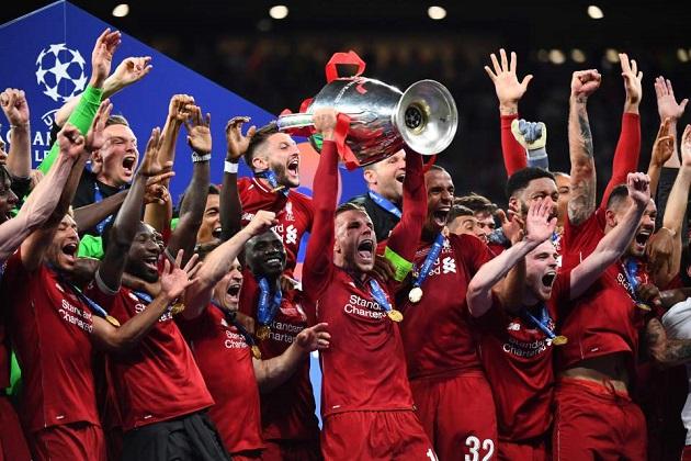 Lộ diện nhóm hạt giống cao nhất UEFA Champions League 2019/20 - Bóng Đá