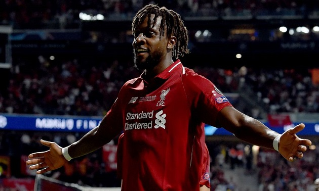 How Divock Origi earned his big moments - Bóng Đá