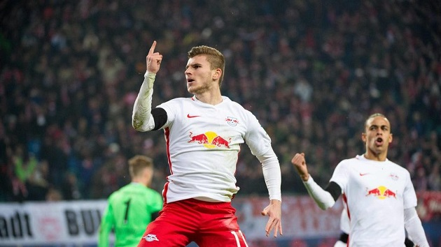 Timo Werner transfer claim made by RB Leipzig boss amid Liverpool speculation - Bóng Đá