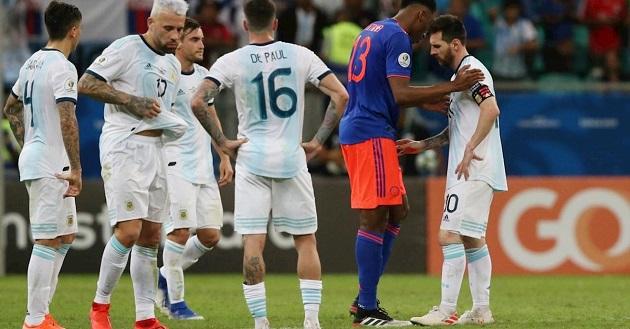 Sa sút thấy rõ, vì đâu nên nỗi hỡi Brazil và Argentina? - Bóng Đá