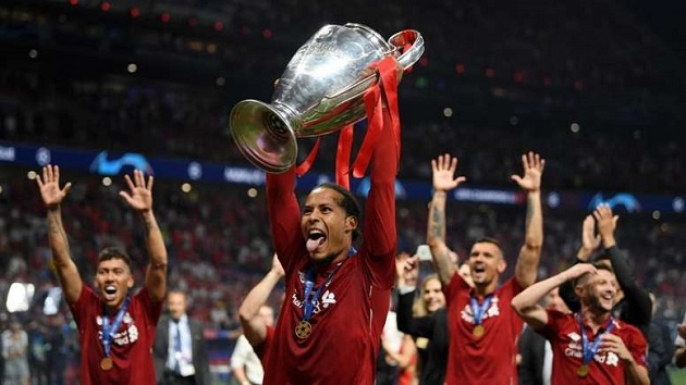Virgil van Dijk: The future is bright because we want more - Bóng Đá