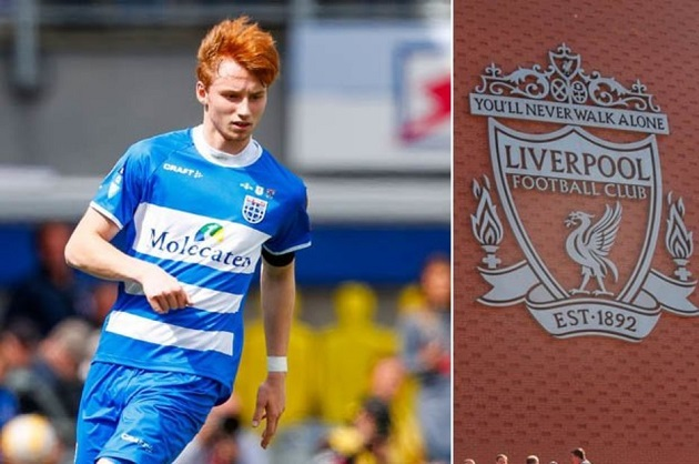 Sepp van den Berg, Matthijs de Ligt and why Liverpool were attracted to the transfer of Dutch youngster - Bóng Đá