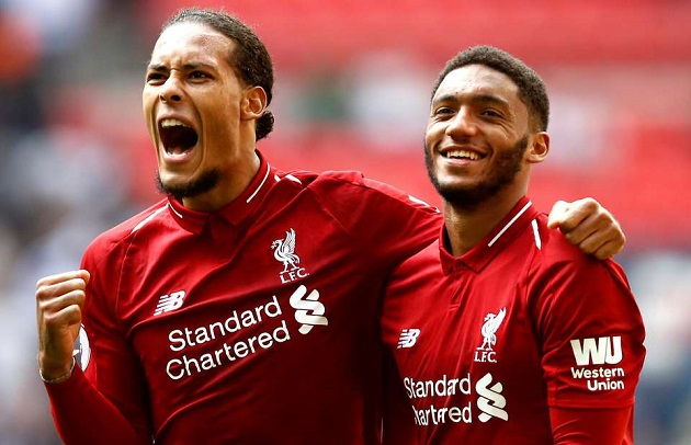 The next big step Joe Gomez must take to reestablish Liverpool partnership with Virgil van Dijk - Bóng Đá