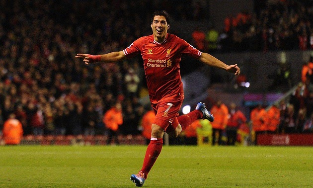 Why Arsenal made infamous £40m+1 transfer bid for Luis Suarez   - Bóng Đá