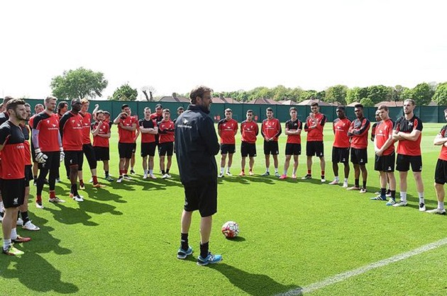16 players set to begin Liverpool pre-season on Saturday - Bóng Đá