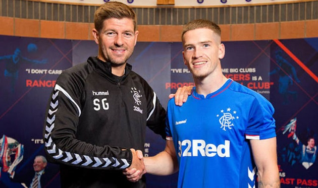 Rangers transfer latest as Ryan Kent could be allowed to leave Liverpool next week - Bóng Đá