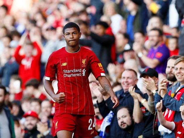 Rhian Brewster: What a difference a year makes - and I'm loving it - Bóng Đá