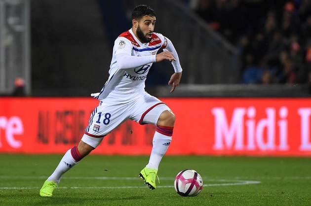 Le Parisien: Liverpool-linked Fekir agrees personal terms with Real Betis - Bóng Đá