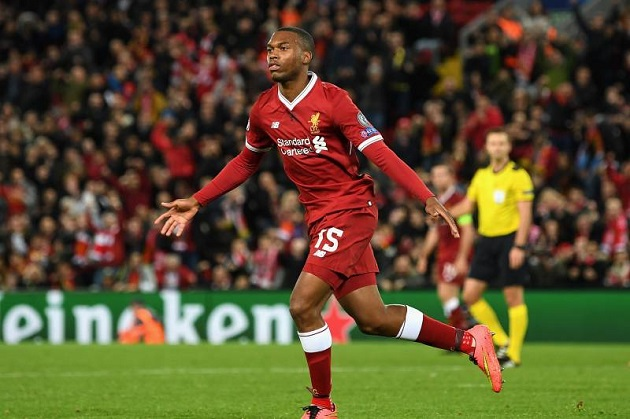 Daniel Sturridge set to receive offer from Serie A club after LFC exit – report - Bóng Đá