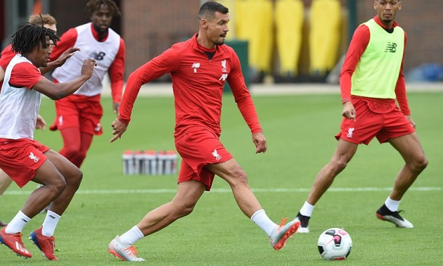 Team news: Klopp confirms Lovren to return at Bradford - Bóng Đá